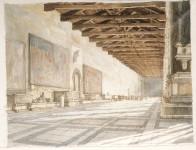 Pisa, Kreuzgang im Camposanto