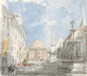 Trabanten in St. Veit an der Glan, Hauptplatz