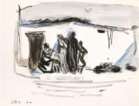 Sinai, Beduinenfamilie