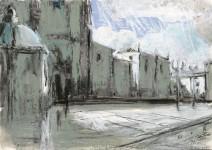 Baptisterium Dom von Palencia